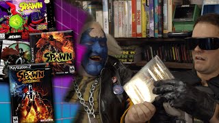 Spawn Games - Angry Video Game Nerd (AVGN)