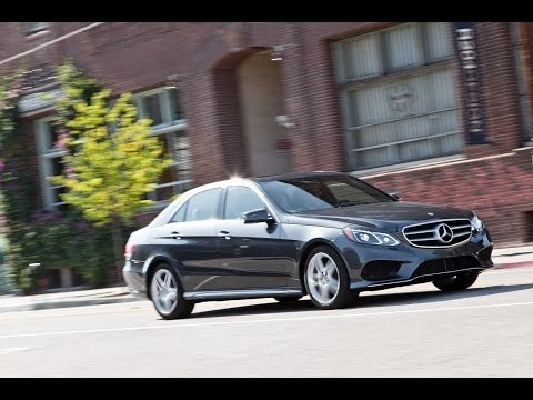 2014 Mercedes-Benz E-Class Sedan Review | Edmunds.com