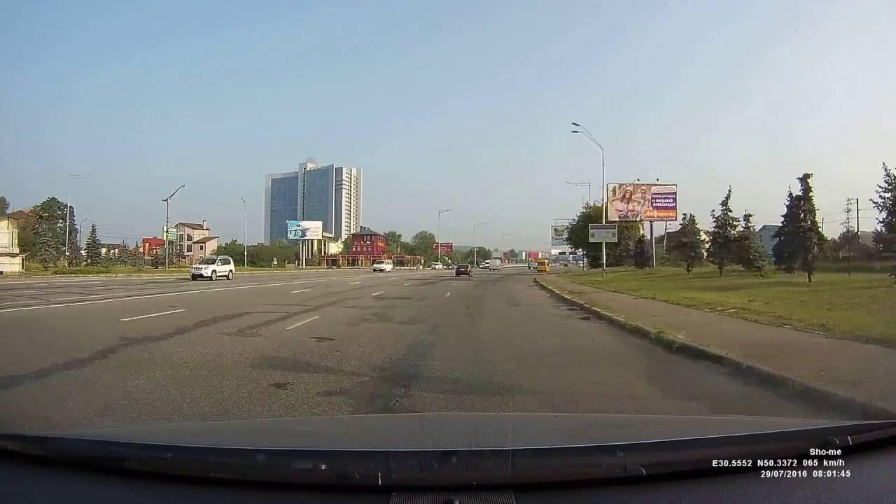 Видеобзор Видеорегистратор ShoMe A7-GPS/Glonass