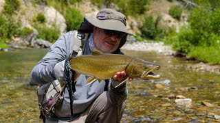 Fly-Fishing Idaho Backcountry Rivers