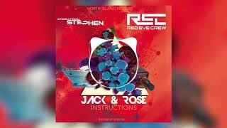 Red Eye Crew X International Stephen - Jack And Rose Instructions  2018 Soca (SXM)