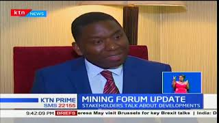 Mining forum update: Stakeholders talk about developments