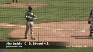 Alex Lavisky - C - St Edward HS