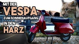Mit der Vespa in den Harz | PX 125 E Lusso | Unterwegs mit den Blechgefährten | GoPro 7 Black VLOG