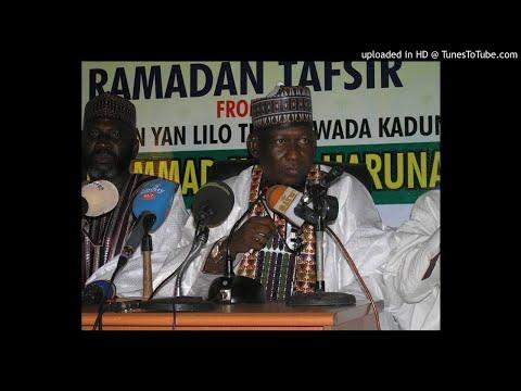 DAY 17 2018 RAMADAN TAFSIR - SHEIKH MUH'D KABIRU HARUNA GOMBE
