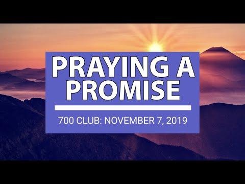The 700 Club - November 7, 2019
