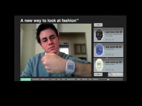 Try On Watches At Home Thanks To Augmented Reality (Concept)