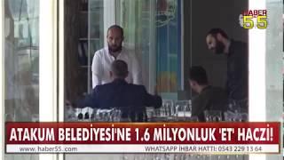 ATAKUM'DA YALI KAFE DAHİL 6 İŞLETMEYE İCRA GELDİ!