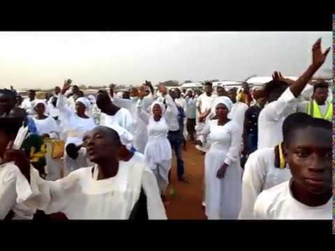 IMEKO 2016 DOTVOCALZ OLAMIDOTUN ON STAGE@SEGUN NABI STAND