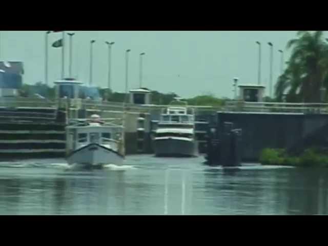 Okeechobee Waterway--Tips on How to Navigate Boat Locks