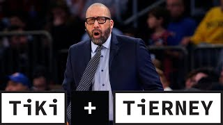 It Doesn't Matter Who Takes Over For David Fizdale Until Dolan Is Gone!   Tiki + Tierney