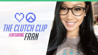 The Clutch Clip Featuring Fran | 🧡 Overwatch