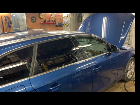 Фото к видео: Audi A4 B8 2.0 TDI попадос на 70к, такое может быть с каждым!
