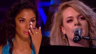 "Grace Davies: Her Original Song ""Don't Go"" Leaves Judges In Tears! Bootcamp The X Factor UK 2017"