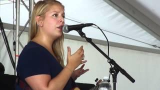 Julia Nunes - Pizza (A Cappella) [LIVE Common Ground Fest Lansing] (07/11/12)