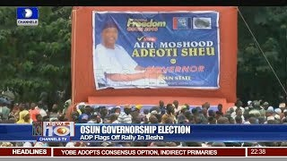 ADP Rallies Support For Moshood Adeoti Ahead Os Osun Guber Polls