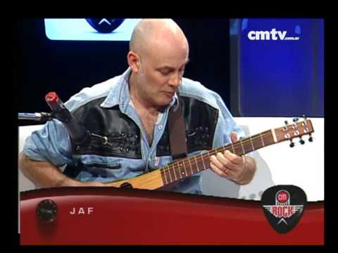 JAF video Entrevista CM Rock - Agosto 2014