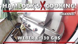 Weber Genesis S-330 GBS Edelstahl - Hardware Video 2 -