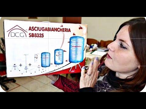RECENSIONE ASCIUGA BIANCHERIA PER INTERNI Elettrico Super pratico|| Elfetta