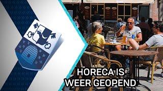 Horeca is weer geopend - 2 juni 2020 - Peel en Maas TV Venray