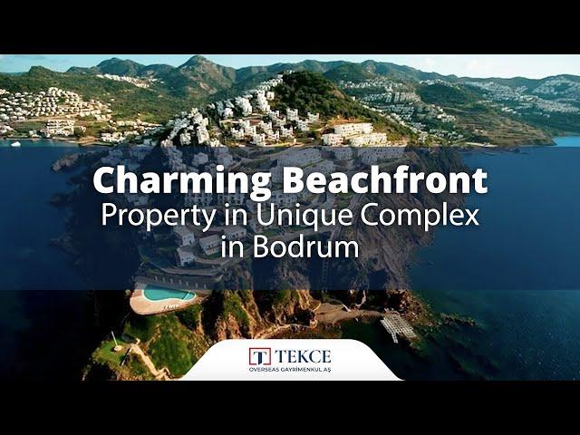 Bodrum Property Nestled with Mesmerizing Surroundings