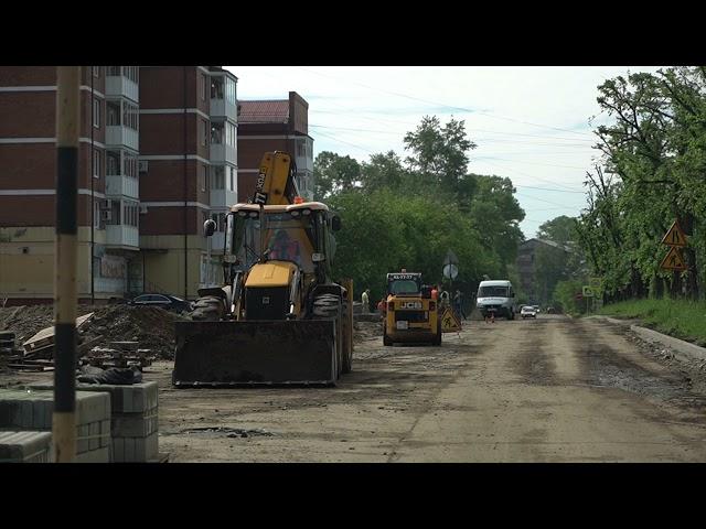 Общественный контроль проверил ремонт дорог в Шелехове