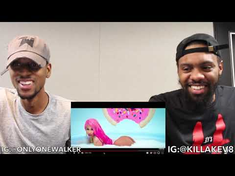 Nicki Minaj - Good Form ft. Lil Wayne REACTION   KEVINKEV 🚶🏽