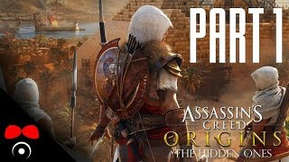 BAYEK PROTI SLONOVI! | Assassin's Creed: Hidden Ones DLC #1
