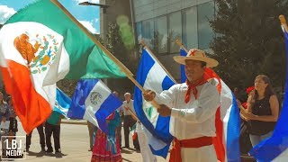 Grito De Independencia Mexican Flag Raise City Hall 2018 - Allentown, PA