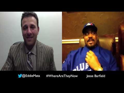 Jesse Barfield Where Are They Now In Sports Full Interview