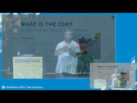 CDK 2.0: Docker, Kubernetes, and OSE on your desk