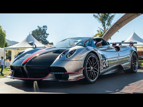External Review Video kYn7m0lyxe0 for Pagani Huayra Roadster BC