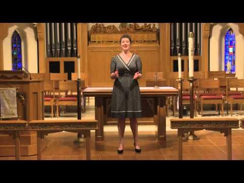 Stephanie Schoenhofer, mezzo soprano