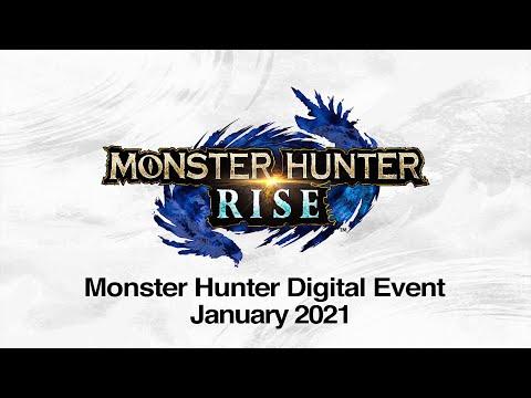 Monster Hunter Rise Digital Event January 2021