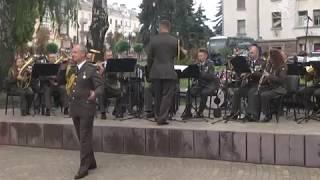 Оркестр військової академії м. Одеса| Телеканал Новий Чернігів
