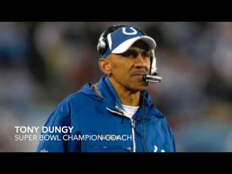 Tony Dungy Interview About Faith