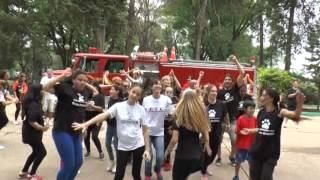 preview picture of video 'bailemos todos Gálvez'