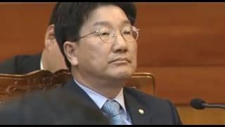헌법재판소 대통령 박근혜 탄핵선고영상 풀버전