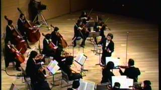 Mozart: Divertimento in D major, K. 136 - I. Allegro, Conductor: Seiji Ozawa