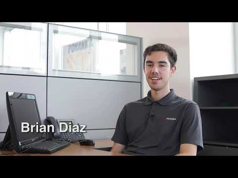 Product Specialist Brian Diaz