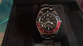 Tudor Black Bay GMT 40th Birthday Gift 🎁