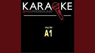 Summertime of Our Lives (Karaoke with Background Vocal) (In the Style of A1)