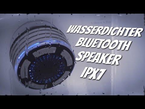 MY SPEAKER IPX 67 Wasserdichter Lautsprecher für Badezimmer und Outdoor im Test Review