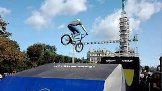 Соревнование BMX 2017 в Риге