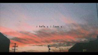 Gnash - I hate you, I love you (Male Version)