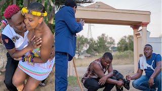 Unjoko Usebenze NoMlingisi WoZalo Ku Video KaThembelihle   Umphako Ugcine Exolisile NgeMbuzi
