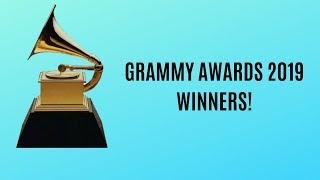 Grammy Awards 2019 WINNERS