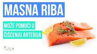 Masna Riba je Prirodni Lek za Čišćenje Arterija