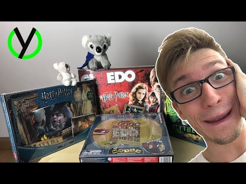 Ein NEUES Harry Potter GAME!! |  Harry Potter Unboxing