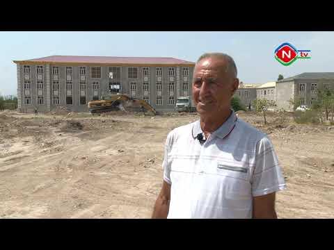İnkişaf edən Naxçıvan - 26.08.2021